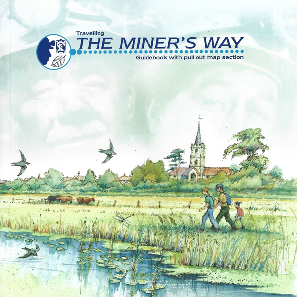 image of book cover called the Miner's Way